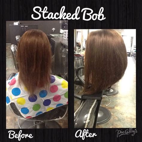 how to blow out a stacked bob 14 best haircutting images on pinterest blow dry