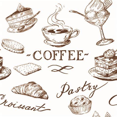 food drawings free food line drawings images