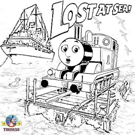Thomas Tank Engine Coloring Pages Coloring Home The Tank Engine Colouring Page