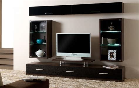 Tv Cabinet Design by Tv Room Furniture Designs Of Tv Cabinets In Living Room