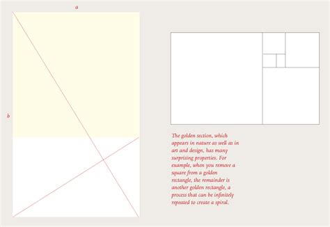 golden section grid grid thinking with type