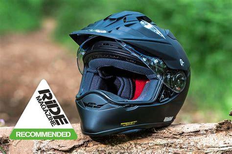 RiDE review: Shoei Hornet ADV helmet   MCN