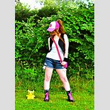 Pokemon Hilda Cosplay Hat | 732 x 1024 jpeg 340kB