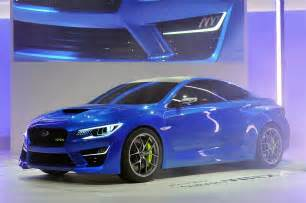 Subaru Wxr Subaru Wrx Concept New York 2013 Photo Gallery Autoblog