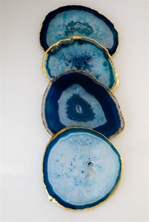 blue agate coaster best 25 agate coasters ideas on diy coasters