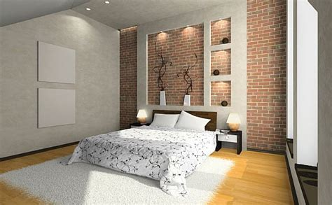 wall tiles for bedroom adding an exposed brick wall to your home decorations tree