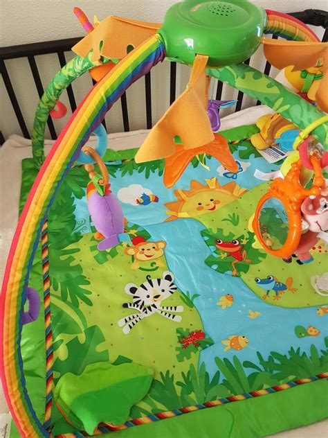 Tapis Fisher Price Jungle by Tapis D 233 Veil Jungle Fisher Price Avis Page 2