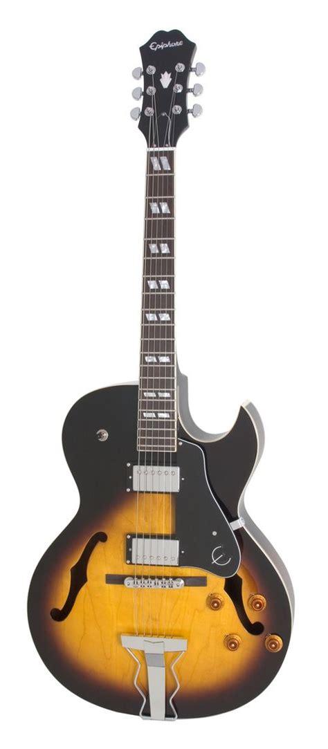 Gitar Listrik Epiphone Less Paul Sunburst epiphone es 175 reissue vintage sunburst electric guitar rainbow guitars guitars