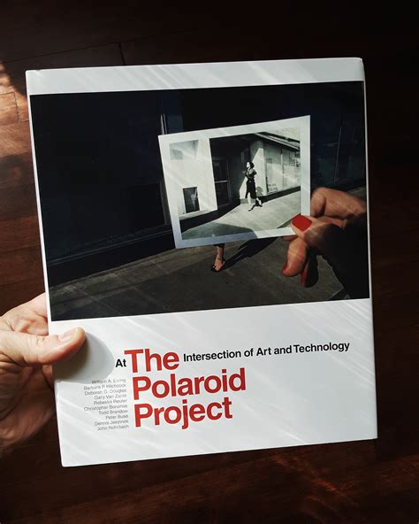 the polaroid project at win a copy of the polaroid project flakphoto projects medium
