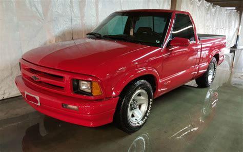 truck you a 1995 chevrolet s10 ss chevroletforum