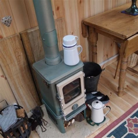 Wood Stove For Shed by The She Shed The Small Space Of Your Own