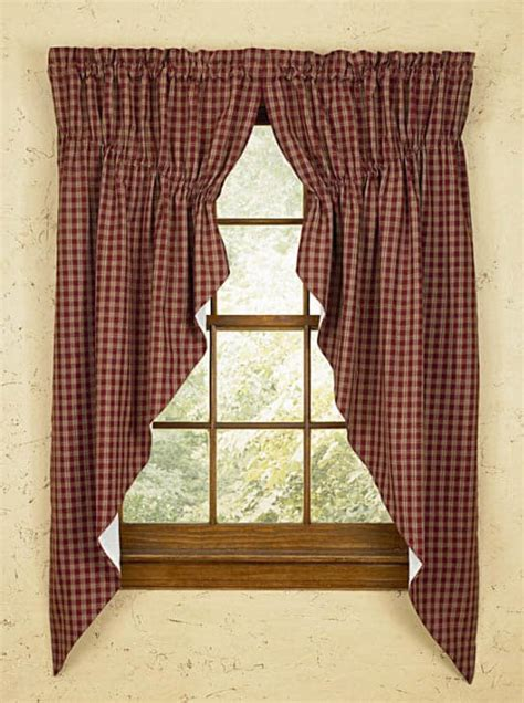 country swag curtains wine sturbridge lined gathered window curtain swags