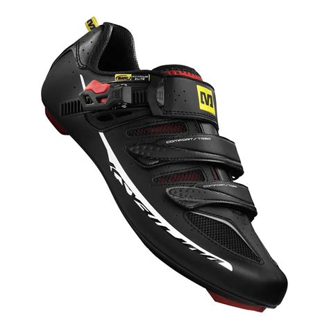 mavic road bike shoes mavic ksyrium elite road cycling shoes black 2015