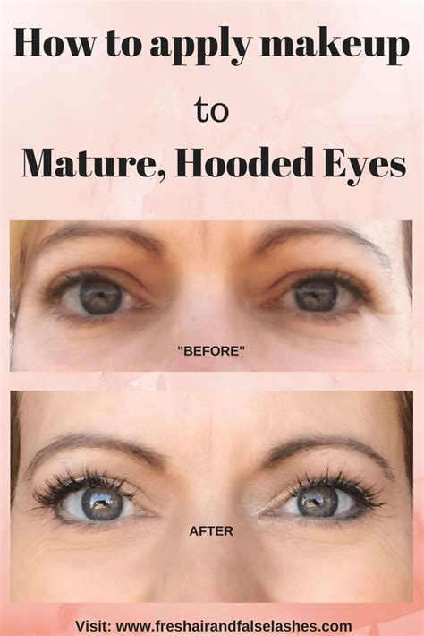 Eyeshadow Hooded how to apply eye makeup to hooded lids style guru