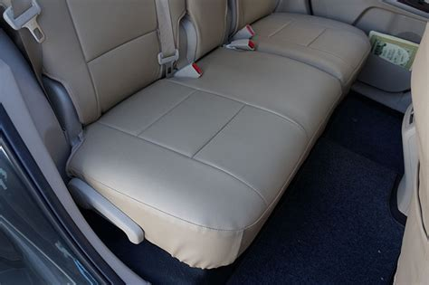 Toyota Venza Seat Covers Toyota Venza 2009 2015 Iggee S Leather Custom Fit Seat