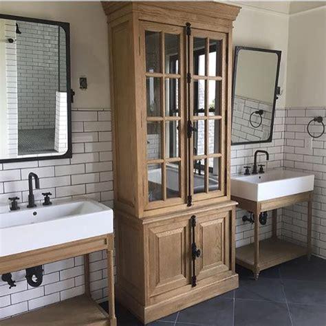 Nice Restoration Hardware Vanities Bath #7: Modern-Farmhouse-Bathrooms-2.jpg
