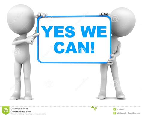 can stock photo clipart yes we can stock photography image 33109542