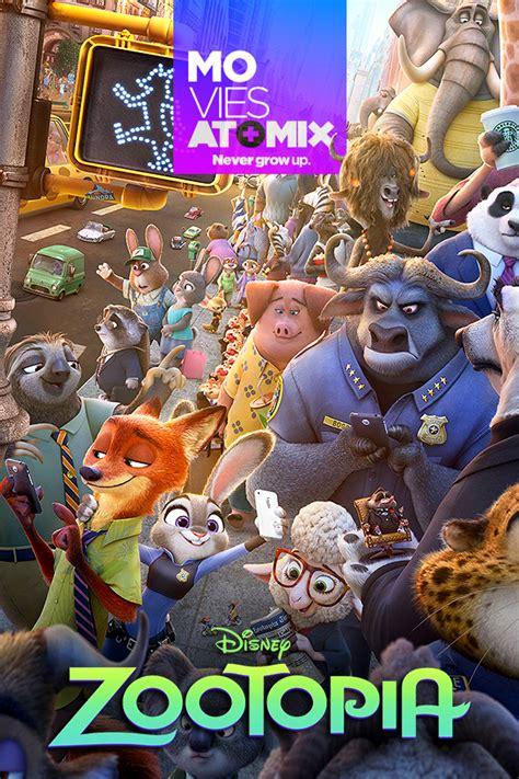 review film zootopia bagus 10 cosas que no sab 237 as de zootopia atomix