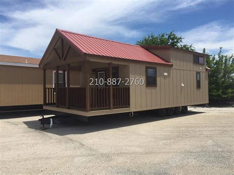 1 Bedroom Manufactured Home by 1 Bedroom Porch Model Cabin With Loft Tiny Houses