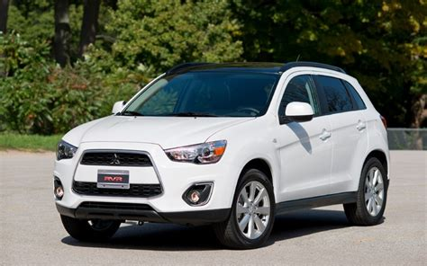mitsubishi rvr 2015 2016 mitsubishi rvr tests photos and