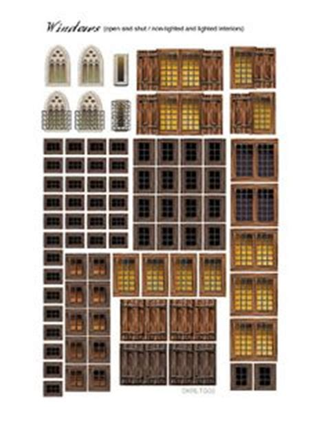 printable house windows 1000 images about 33 printies doors windows on