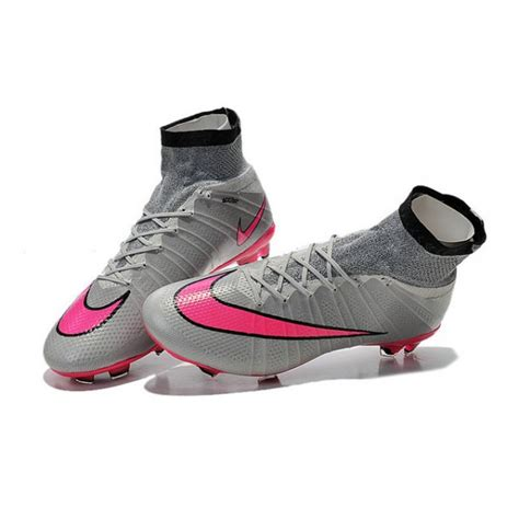 nike mercurial superfly iv fg soccer boots wolf grey