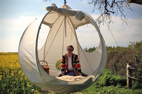 hanging tent roomoon hanging tent hiconsumption
