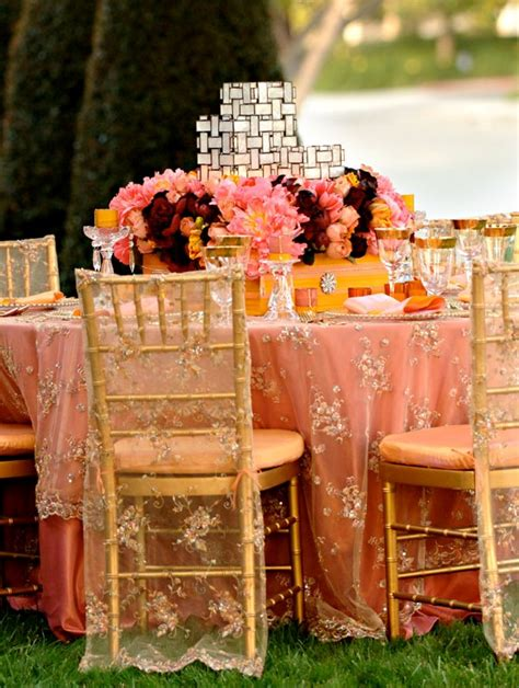 simply lovely table coarl pink and green table inspired all things coral with heleneopm events i do ghana