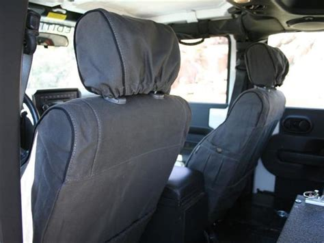 Seat Covers For Toyota Land Cruiser Toyota Land Cruiser Troopy 78 Series Stationwagon Front