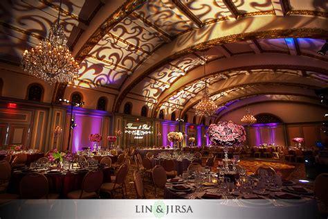 gorgeous wedding venues los angeles amazing wedding receptions langham pasadena wedding los