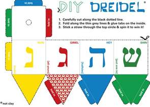 How To Make A Paper Dreidel - 101 dreidel dreidel dreidel fantastical