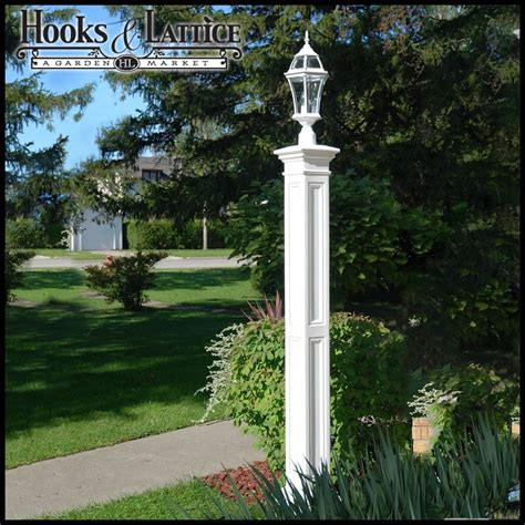 outdoor lighting posts exterior l posts decorative l post residential
