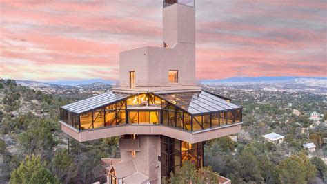the tallest house in the world world s tallest house for sale in prescott 13newsnow com
