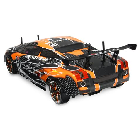 On Road 1 10 10030 Jakartahobby hsp 94123 10030 1 black rc car at hobby warehouse