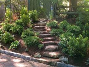 landscaping landscaping ideas for backyard slopes