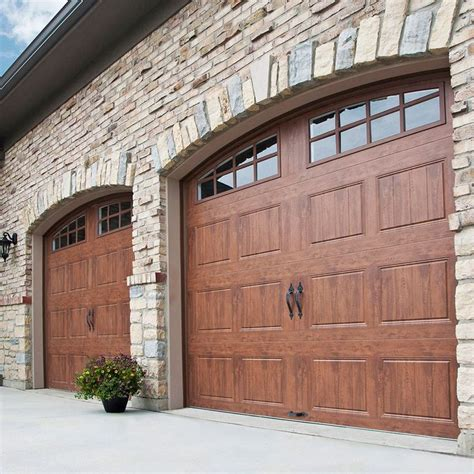 68 best wood look garage doors without the upkeep images