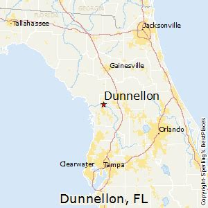 map of dunnellon florida best places to live in dunnellon florida