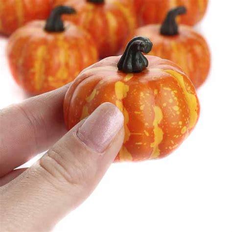 decorative pumpkins decorative artificial pumpkins fall florals fall and