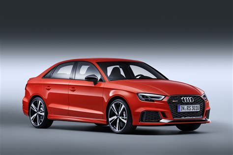 audi rs3 sedan audi rs3 sedan wants to smash the competition with its 400 ps