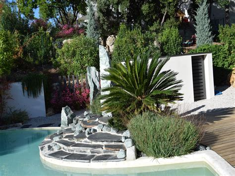 Idee Jardin Paysagiste by Am 233 Nagement Jardin Montpellier Herault