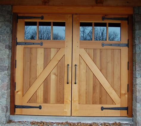 timber frame barn doors  energy works