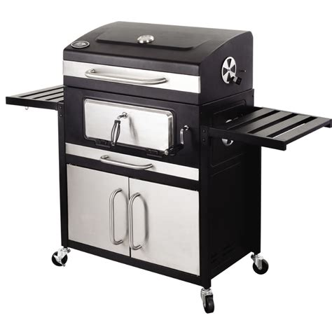 Charcoal Grill Gift Card - shop north american outdoors charcoal grill at lowes com