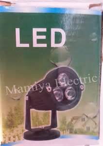 Lu Led Sorot Emico 50 Watt kap sorot floodlight