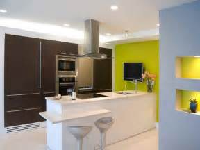 Interior Kitchen Colors Interior Blue And Green Paint Ideas For Modern Interior