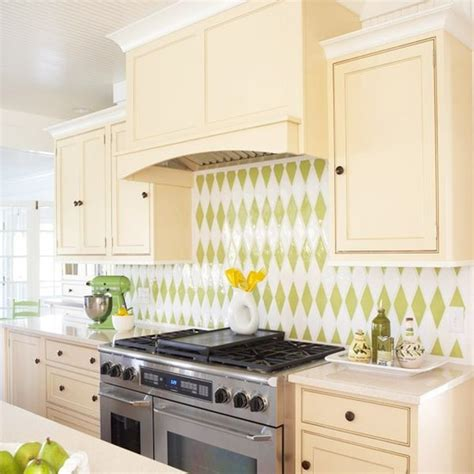 green kitchen backsplash colorful kitchen backsplash ideas for an eye catching look