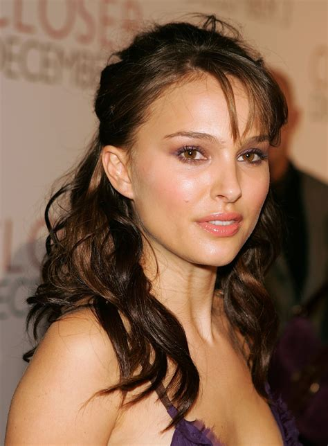 Natalie Portman Hairstyles by Artist Today Natalie Portman Hairstyles