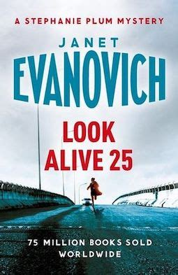 book review: look alive 25 by janet evanovich debbish