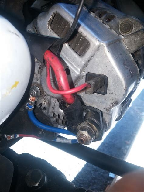alternator  charging  bf engine swap turbobricks forums