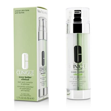 even better clinical spot corrector before and after clinique even better clinical spot corrector