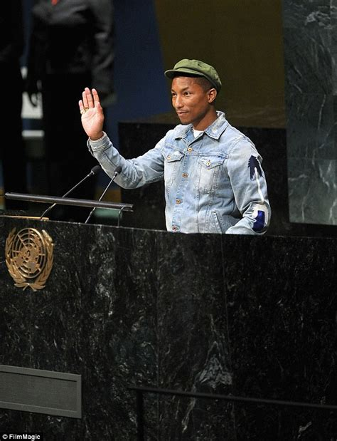 pharrell williams united nations pharrell williams hits back after blurred lines was ruled